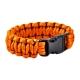 Паракордовый браслет (Orange)