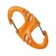 Двухсторонний карабин S-biner (Orange)