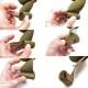 Клипса для утягивания строп и лямок