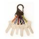 Набор пластиковых карабинов Nite Ize Key Rack