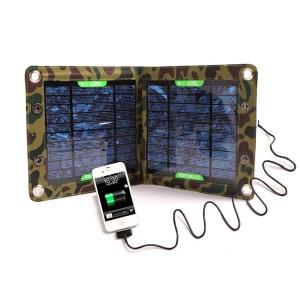 Солнечное зарядное устройство OEM 7 Вт (2 секции)