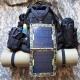 Складная солнечная панель OEM 7 Вт (2 секции)