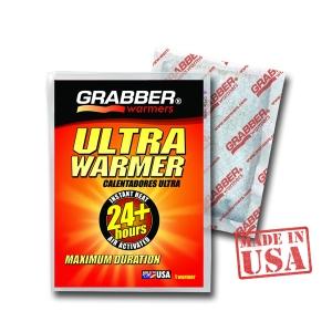 Химическая грелка для рук и тела Grabber Ultra Warmer (24 часа)