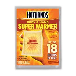Химическая грелка для рук и тела Hothands Superwarmer (18 часов)
