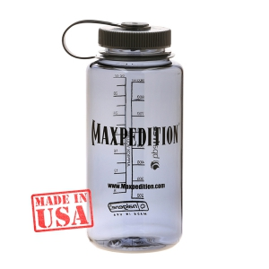 Бутылка Maxpedition Wide-Mouth Nalgene Bottle 1 л