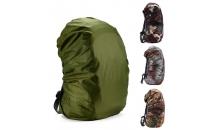 Водонепроницаемый камуфляжный чехол на рюкзак (35-80 л)