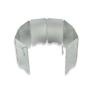 Защита от ветра для полевых горелок (8 секций, 12 см)
