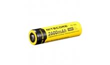 Аккумулятор Nitecore тип 18650 (2600mAh)