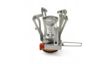Компактная складная газовая горелка (пьезо)
