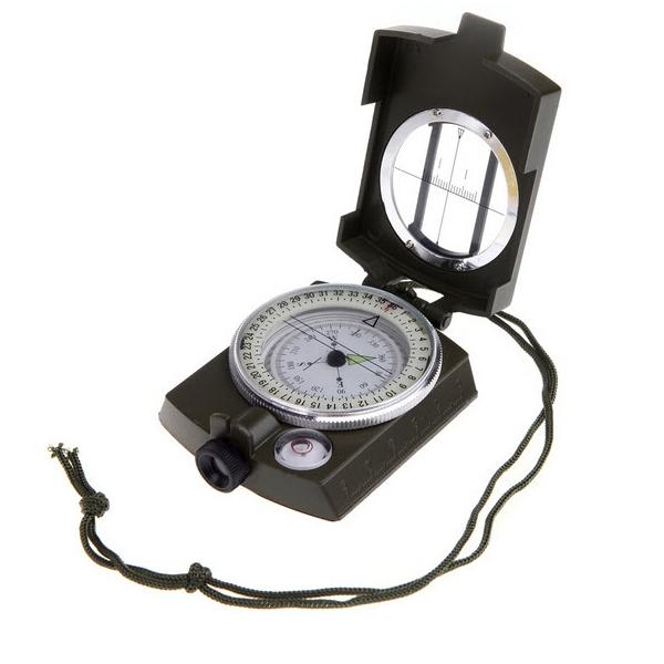 Военный призматический компас инструкция