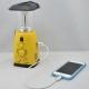 Многофункциональная динамо-лампа с радиоприемником