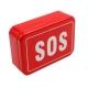 Жестяная коробка-контейнер SOS