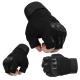 Тактические перчатки беспалые с костяшками