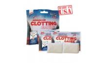 Кровоостанавливающий бинт Quikclot Advanced Clotting Gauze