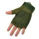 Тактические перчатки беспалые Blackhawk! HellStorm Replica
