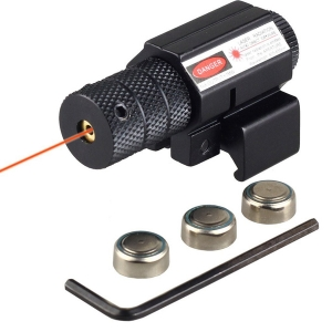Лазерный целеуказатель Laser Sight LS-2 1 mW 650 nm