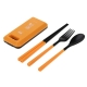 Столовый набор NatureHike (ложка, вилка, палочки для еды)