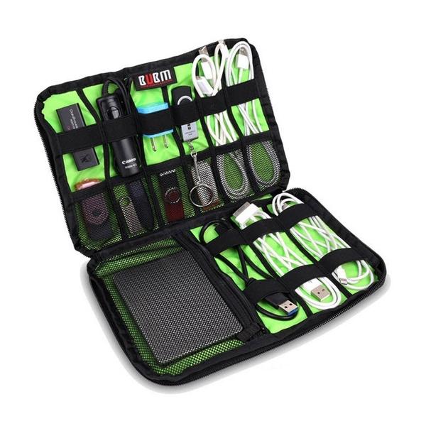 Купить органайзер для USB аксессуаров BUBM размер M - доставка по Украине, недорого, оплата при получении - Tacticamp