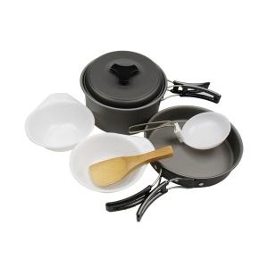 Набор туристической посуды DS-200 (для 1-2 персон)