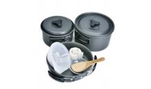 Набор туристической посуды DS-300 (для 3 персон)