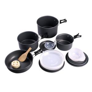 Набор туристической посуды DS-500 (для 5 персон)
