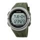 Часы SKMEI 1058 Pedometеr 3D (Оливковый)