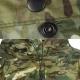 Армейское пончо-дождевик Free Soldier Multicam