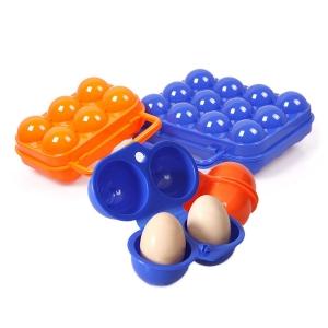 Походный контейнер-лоток для куриных яиц