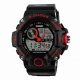 Тактические часы SKMEI S-Shock 1029 (Black-Red)