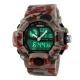 Тактические часы SKMEI S-Shock 1029 (Red Camo)