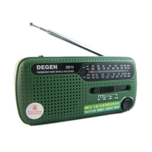 Радиоприемник Degen DE13