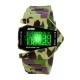 Светодиодные часы SKMEI 0817 (Woodland)