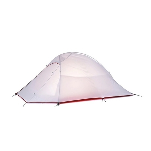 Легкая двухместная палатка NH15T002-T Silicone 1.4 кг