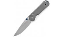 Нож Chris Reeve Large Sebenza 21 Stonewash (Replica)