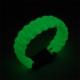 Люминесцентный браслет из паракорда