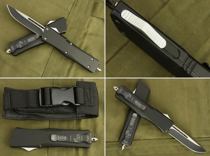 Китайская реплика ножа Microtech Combat Troodon